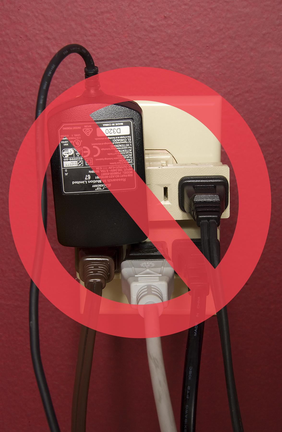 Avoid Overloading Circuits