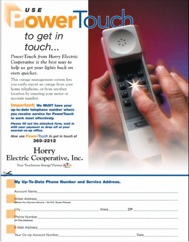 Horry Electric Cooperative Power Outage Map - Engine Control Wiring ...