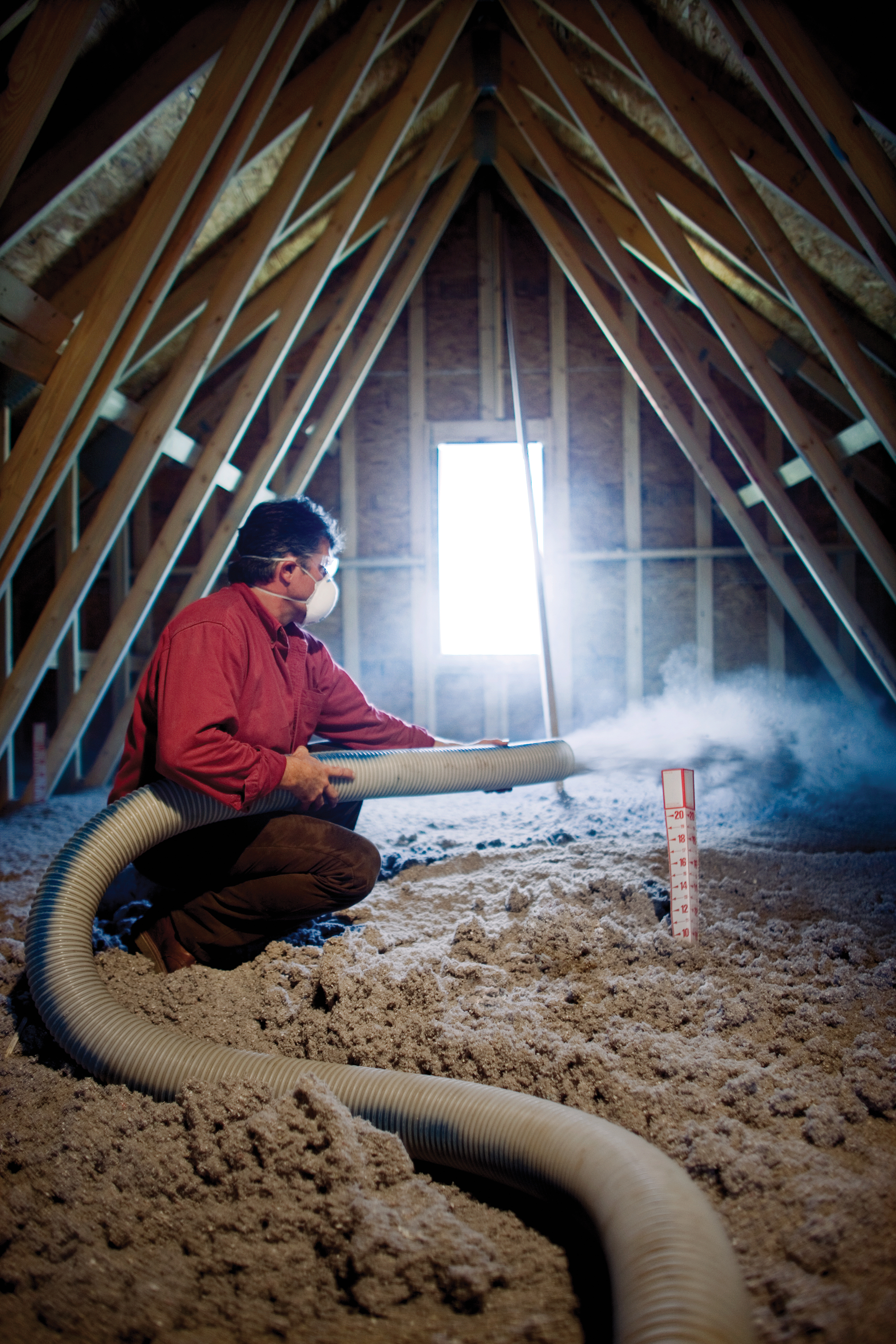 Insulating your attic more is better horry electric for Which insulation is better