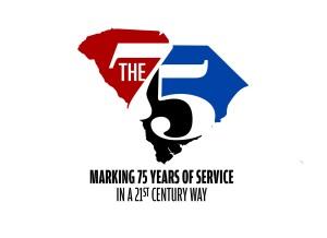 The 75th SC Logo BIGGER