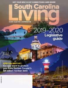 HORRY FEBRUARY COVER 2019